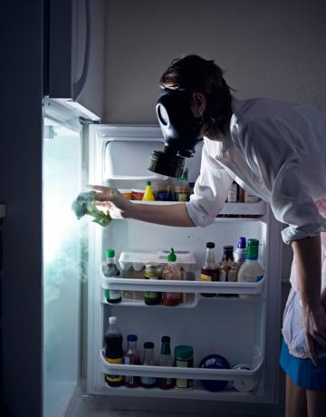 Hűtőgép karbantartása