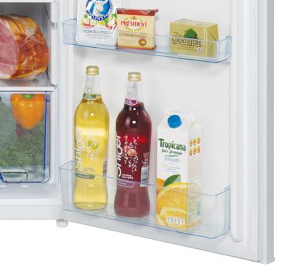 Hűtőgép italtartó